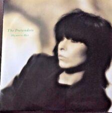 "THE PRETENDERS ~ ""HYMN TO HER"" ~ 12"" VINYL ~ 45rpm ~ VINYL EP ~ 1986 REAL LABEL."