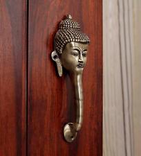Buddha Door / Cupboard Cabinet Handle Puller Buddhism Brass Tibet Home Decor