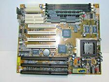 Intel SOCKET 7 motherboard Mb82165087 + PENTIUM MMX + RAM