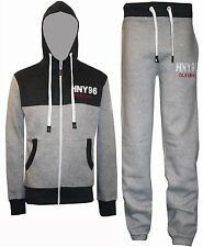 New Boys Kids fleece tracksuit Sports Jogging Bottom Hoodie age 2 to 13 years