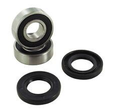 Front Wheel Ball Bearing and Seals Kit Fits YAMAHA XT350 1985-2000