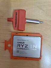 AMD ryzen threadripper 3960x Prozessor CPU (4.5 Ghz boost, 3.8 GHz Base Clock)