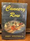 Cannery Row by John Steinbeck, 1945, The Viking Press, 1st Book Club Edition DJ