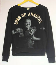 Sons of Anarchy Charlie Hunnam Sweatshirt RARE Sz Small Mint Condition