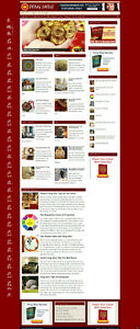 FENG SHUI  HELP AFFILIATE WEBSITE WITH NEW FREE DOMAIN + HOSTING