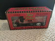 1919 GMC Tanker Truck Bank-True Value 1/30 Scale-Brand New In Box-Free Shipping