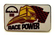 Pin Spilla Camion Tir Man - Race Power