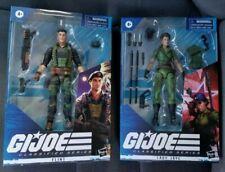 G.I. Joe Classified Flint and Lady Jaye 2 figure LOT! IN HAND!
