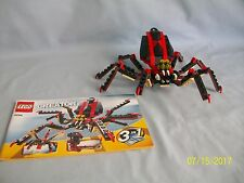 Lego Set 4994 Fierce Creatures CREATOR 3-in-1 w/ instructions 100% complete