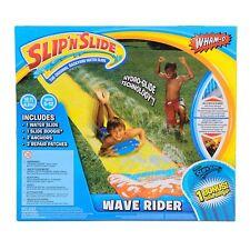 Slip 'N SLIDE SCIVOLO Wave Rider con Boogie Board ESTIVA IN GIARDINO GIOCO DIVERTENTE
