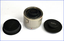 CANON EXTENDER EF 2x EXCELLENT CONDITION WITH ORIGINAL CAPS