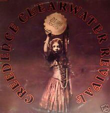 Creedence Clearwater Revival - Mardi Gras LP test press