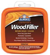 Elmer's, 1PT, General Purpose Indoor Wood Filler E849D8