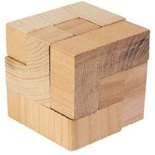 Le Magic Cube-Casse-tête en bois