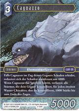 FOIL/HOLO Cagnazzo (3-130r) Final Fantasy TCG Opus III TEDESCO NUOVO