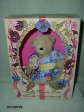 "1994 Limited Edition Muffy Vander Bear Tenth Anniversary ""This Takes The Cake"""