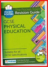 GCSE PE | Pocket Posters: The Pocket-Sized Physical Education Revision Guide | |