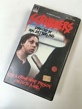 VHS Tape - Scrubbers