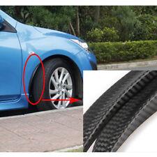 Audi A3 Tuning Cerchioni 2x Passaruota Distanziali Simil Carbonio Parafango 25cm
