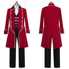 Kaizoku Sentai Gokaiger Flying Ghost Ship Captain Gokai Red Cosplay Costume