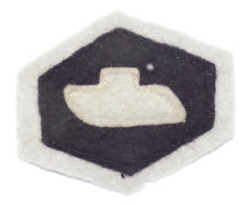 WW2 Original Colour Patch Headquarters 3rd Australian Armoured Division AIF Pers