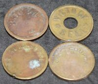 A Mix Of Old Tokens   Tokens   KM Coins