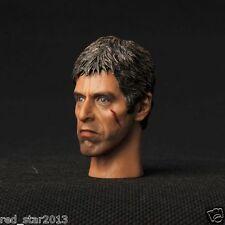 1/6 Scale HEADPLay Toy Scarface Al Pacino Tony Montana Man Male Head Figure