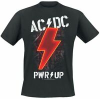AC/DC - Power up  Exkl. LEUCHT T-Shirt Size: XXXL  Glow in the Dark 72h Sale NEU