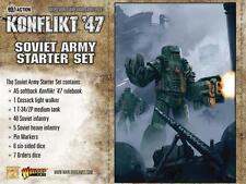 Konflikt´47 Soviet Starter Set Warlord Games