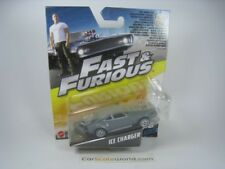 DODGE ICE CHARGER FAST AND FURIOUS 8 1/54 MATTEL