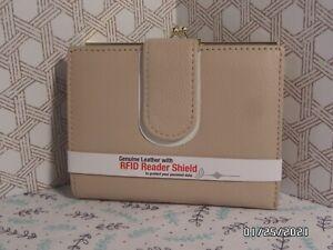 Buxton Florence II RFID Lexington Wallet Color Blush MPN #643W88R
