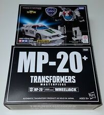 Takara Tomy Transformers Masterpiece Series MP-20+ WHEELJACK Figure MISB
