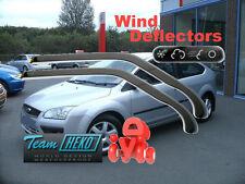 Ford Focus MK2  2004 - 2011 HATCHBACK 3.doors  Wind deflectors 2.pc  HEKO  15228