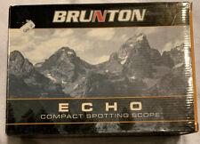 Brunton Echo Compact Spotting Scope 12-36x50