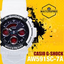 Casio G-Shock Crazy Colors Analog-Digital Watch AW591SC-7A