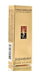 Yves Saint Laurent French Manicure Kit - 2 Pens (2 x 4ml)