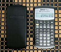 Texas Instruments BA II Plus Financial Calculator (New Style)