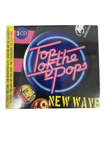 Top Of The Pops – New Wave - 3 CD Digipak - BRAND NEW & SEALED - TOTP