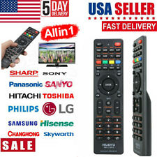 Universal LCD/LED/3D TV Remote For Samsung/Panasonic/TCL/TOSHIBA/PHILIPS/JVC
