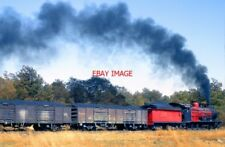 PHOTO  SOUTH AFRICAN RAILWAYS -  APEX COLLIEY EX SAR CLASS 1 9/72 R4636 THE LAST