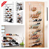 10 Tier 50 Pairs Shoe Rack Storage Organizer Tower Free Standing Space Saving US