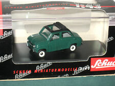 Schuco 1955-1966 Goggomobil T250 Open Top Hans Glas 1/43 Diecast Rare