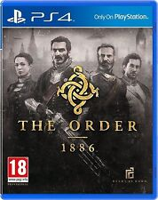THE ORDER 1886 PS4 Excellent -1st Class Delivery