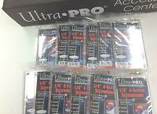 Ultra Pro 4-screw Screwdown Single Regular Card Rigid HolderX 50-nrl Cards