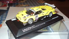 1/43ième - 24h du mans - LOTUS ELISE GT1 - 1997