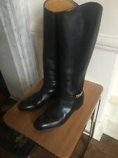 Gucci Black Boots Size 38 C.                            All Leather Inside.