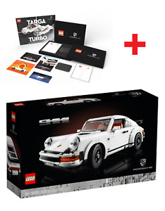 BRAND NEW LEGO PORSCHE 911 TARGA CREATOR EXPERT + VIP WELCOME PACK 10295 5006655