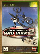 Mat Hoffman's Pro BMX 2 (Microsoft Xbox, 2002)