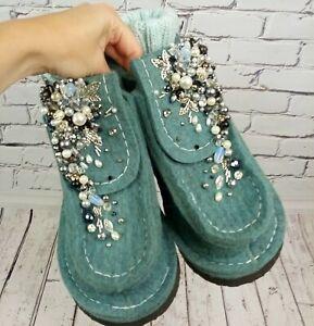 Felt boots – Felt shoes – Winter valenki – Winter boots – Felt valenki