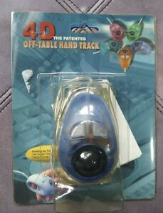 Vintage 4D Off- Table Hand Track USB Wired Mini Trackball Mouse New
